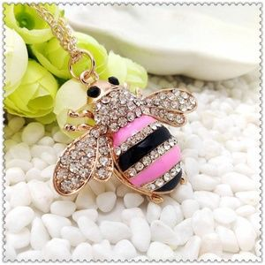 Betsey Johnson Replica Bumble Bee